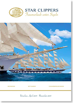 Katalogbild Star Clippers • Traumurlaub<br /> April 2019 bis November 2019