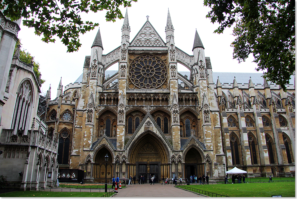 18105 02 London Erster Tag13 Westminster Abbey 2017 Kai Ortel