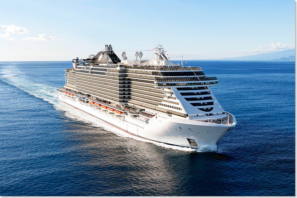 18304 MSC SEASIDE Foto MSC Cruises