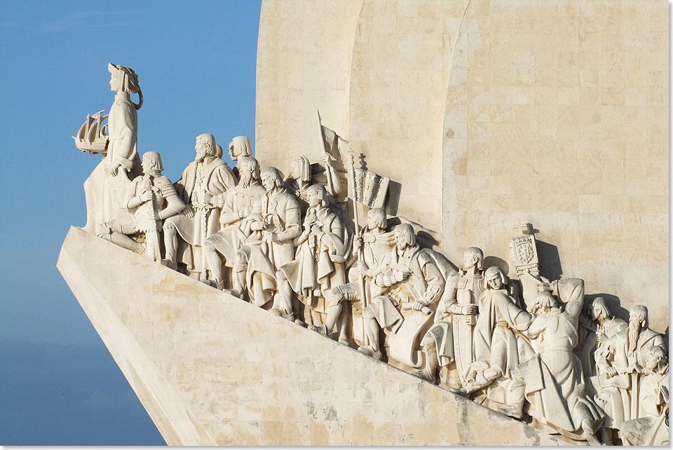 SeereisenMagazin - Landgang am Tejo in Lissabon, Portugals Hauptstadt
