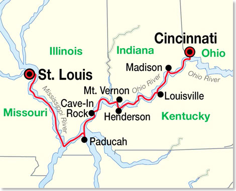 SeereisenMagazin - Mississippi- und Ohio-Kreuzfahrten mit ...